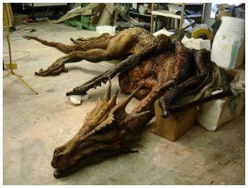 Trung Quốc: Phát hiện hóa thạch của rồng