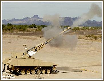Mỹ: Chế tạo hệ thống súng đại bác kỹ thuật cao