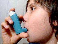 Phát hiện gien liên quan đến bệnh suyễn ở trẻ em