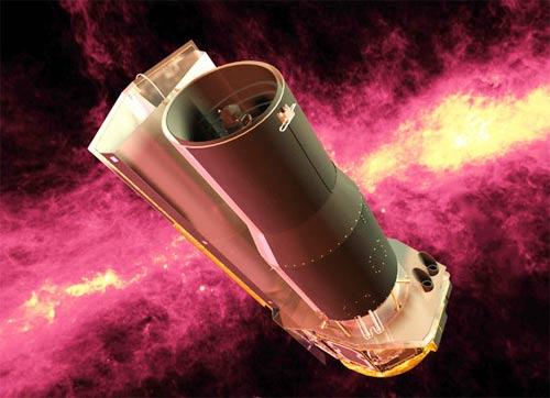 Kính viễn vọng hồng ngoại Spitzer của NASA