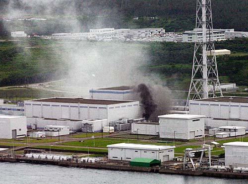 Nhật Bản: Rò rỉ phóng xạ sau động đất