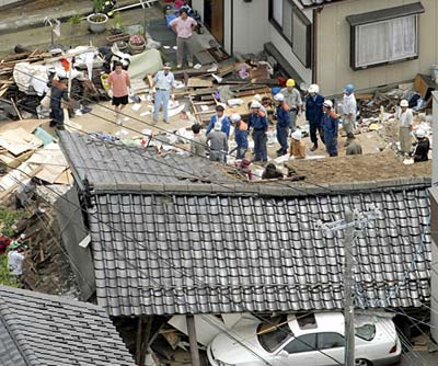 Nhật Bản: Động đất, 800 người bị thương