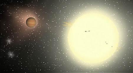 Phát hiện hành tinh lớn nhất ngoài Hệ mặt trời