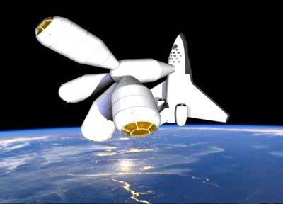2012: Có thể du lịch và ở khách sạn trên vũ trụ