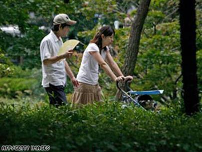 Nóng kỷ lục tại Nhật, 7 người thiệt mạng