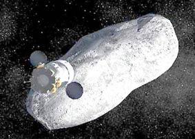 NASA sẽ đưa người tới thiên thạch?