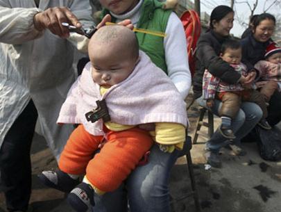 Trung Quốc sợ mất cân bằng giới tính