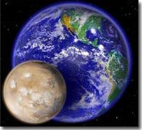 Sao Hỏa đang tiến gần đến trái đất nhất kể từ năm 2003