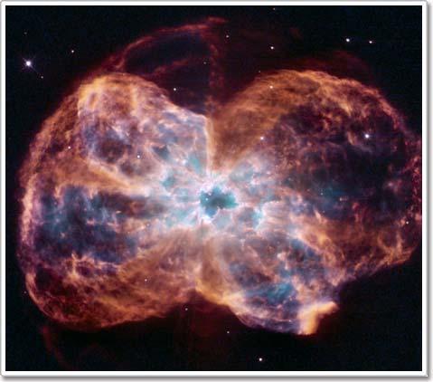 Top 10 bức ảnh khoa học vũ trụ đẹp nhất 2007