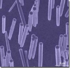 Lưu trữ điện năng bằng dây nano