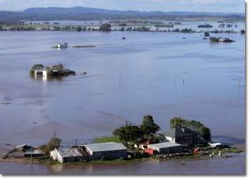 Australia hứng chịu nạn lụt tồi tệ nhất trong hai thập niên