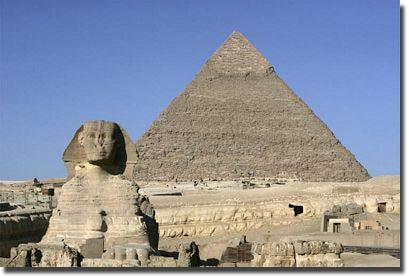 Những kim tự tháp nổi tiếng thế giới