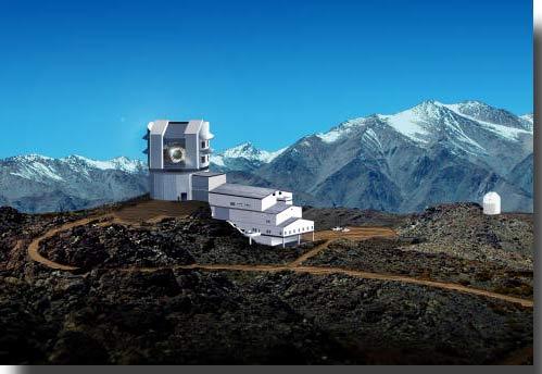 Bill Gates góp tiền xây đài thiên văn