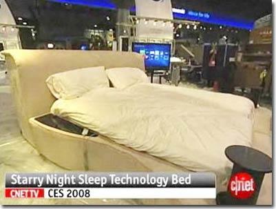 """""""Giường công nghệ"""" ru ngủ"""