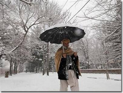 Afghanistan: Bão tuyết làm ít nhất 120 người chết