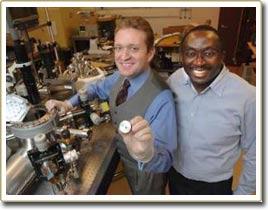 Máy cảm ứng khí tí hon hữu hiệu trong việc phát hiện ra các chất độc hại