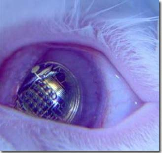 Mắt điện tử nhìn xuyên không gian