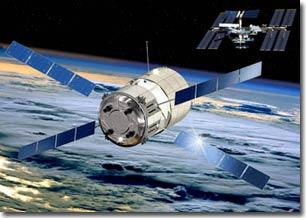 Tàu Jules Verne chuẩn bị hàng tiếp tế cho Trạm ISS