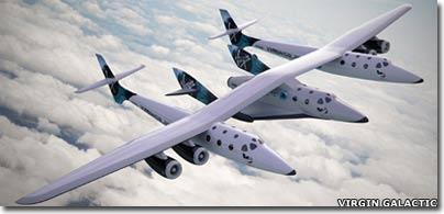 Công bố thiết kế tàu du lịch vũ trụ