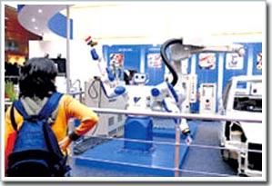Robot Ấn Độ lên ngôi