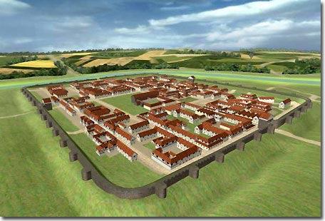 Điều tra chi tiết về một thị trấn La Mã cổ ở Anh