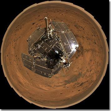 Robot thăm dò phát hiện bằng chứng về khả năng sự sống trên sao Hỏa