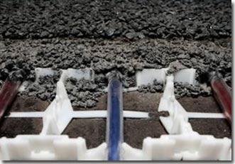 Dùng nhựa đường để sản xuất năng lượng