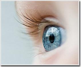 Người có màu mắt xanh có thể có cùng một tổ tiên