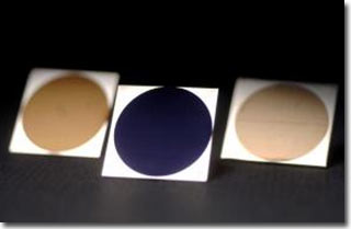 Tạo ra nhôm vàng, bạch kim đen và bạc xanh lục bằng máy laze