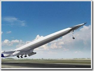 Kế hoạch về một máy bay dân dụng siêu thanh