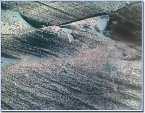 Môi trường sao Hỏa sơ khai không thích hợp cho sự sống