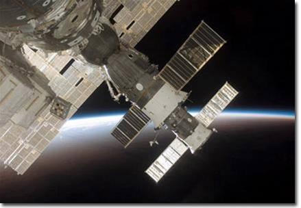 Chùm ảnh Trạm không gian quốc tế