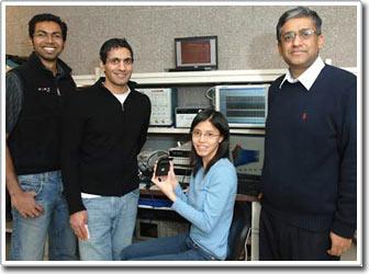 Phát triển vi chip có hiệu suất cao