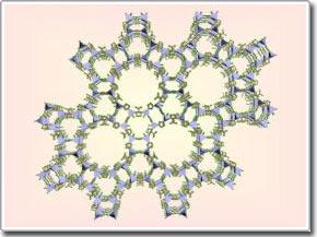 Vật liệu mới có khả năng thu giữ khí cacbonic có chọn lọc
