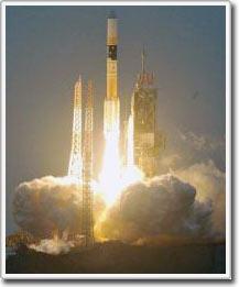 Nhật phóng vệ tinh Internet
