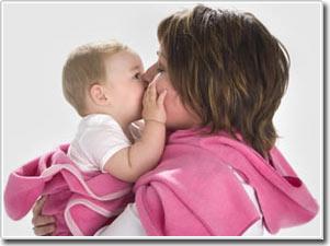 Bản năng làm cha mẹ có trong mỗi người