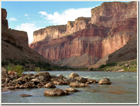 Mâu thuẫn về tuổi thọ thực chất của Grand Canyon