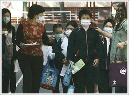 Dịch cúm bùng phát ở Hong Kong