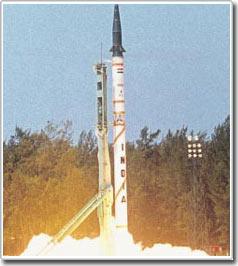 Ấn Độ thử tên lửa có thể mang đầu đạn hạt nhân
