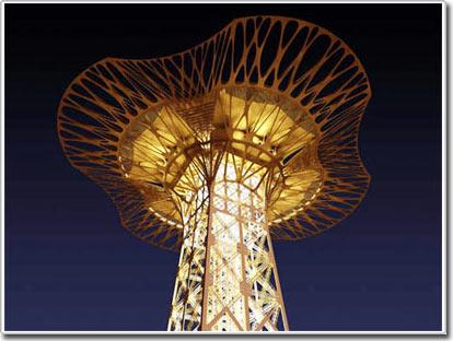 Tháp Eiffel sắp thay đổi diện mạo