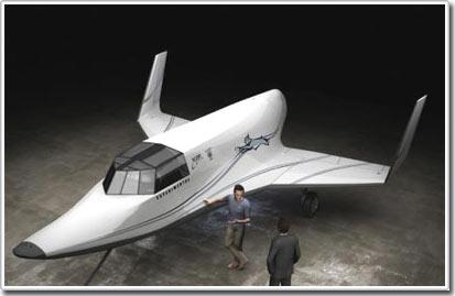 Thiết kế mới hâm nóng cuộc đua tàu du lịch vũ trụ