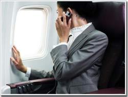 Anh phê duyệt sử dụng điện thoại trên máy bay