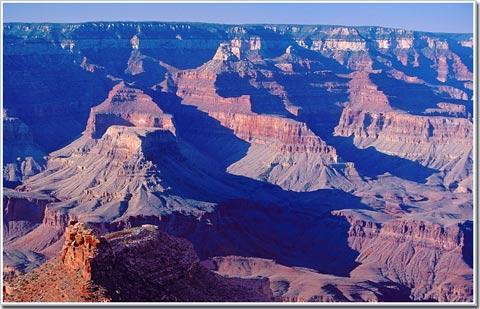 Hẻm núi Grand Canyon có tuổi thọ ngang ngửa với khủng long