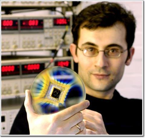 Công nghệ Nano sẽ được ứng dụng trong chip tương lai