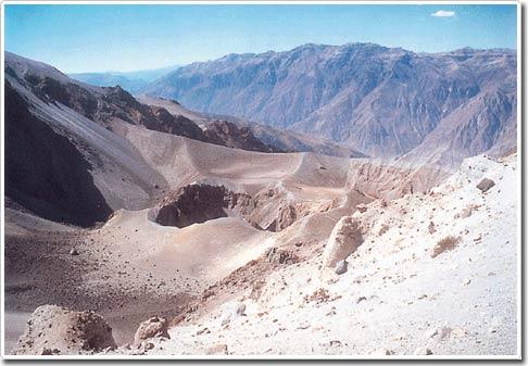 Khí hậu toàn cầu thay đổi bởi một ngọn núi lửa