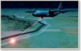 Boeing thử nghiệm vũ khí lazer