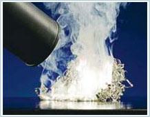 Lầm tưởng thú vị về kim loại cháy