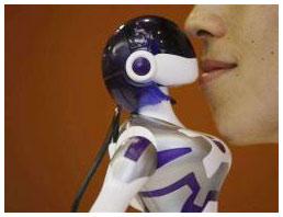 Robot dành cho chàng cô đơn