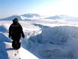 "Hai ""đảo nổi"" rời Bắc cực"