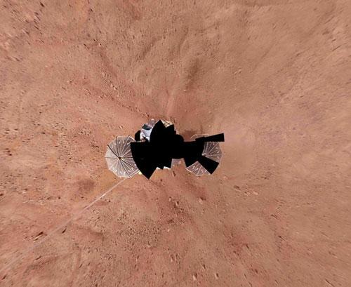 NASA khẳng định nước tồn tại trên sao Hỏa